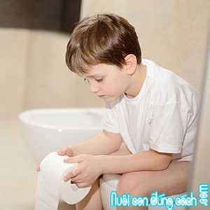 Cách xử lý khi trẻ bị tiêu chảy cấp