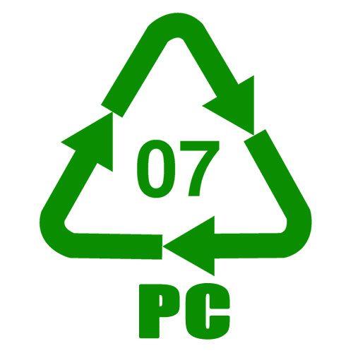 Dấu hiệu nhận biết bình nhựa không an toàn