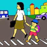 Giáo dục an toàn giao thông đường bộ cho trẻ