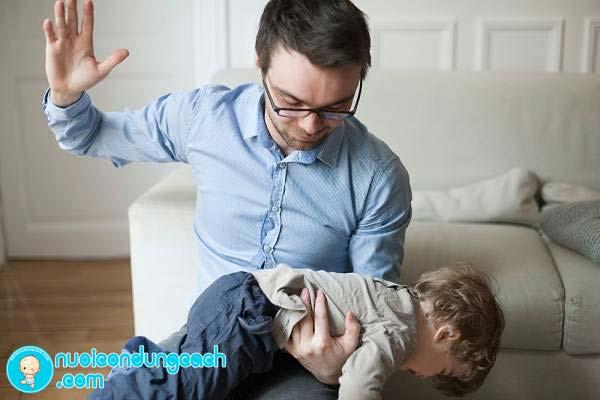 cách nuôi con không roi vọt