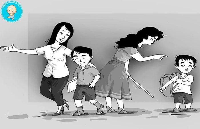Cách nuôi dạy con ngoan không cần roi vọt