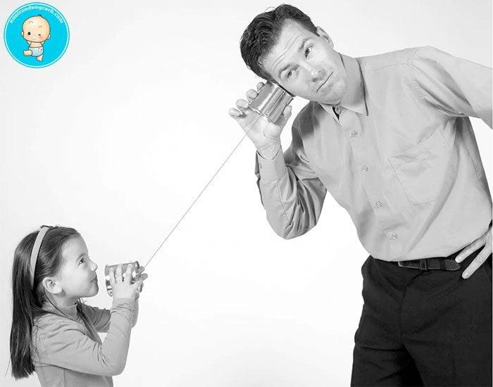 Làm cách nào để hiểu con trẻ?