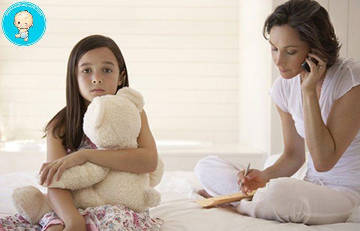 Bố mẹ có dành thời gian cho con?