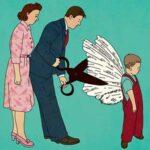 sai lầm của bố mẹ trong nuôi dạy con