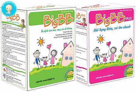 sản phẩm thực phẩm chức năng cốm BigBB