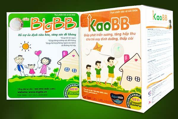 Cốm BigBB là gì? Cốm BigBB có phải là cốm vi sinh?