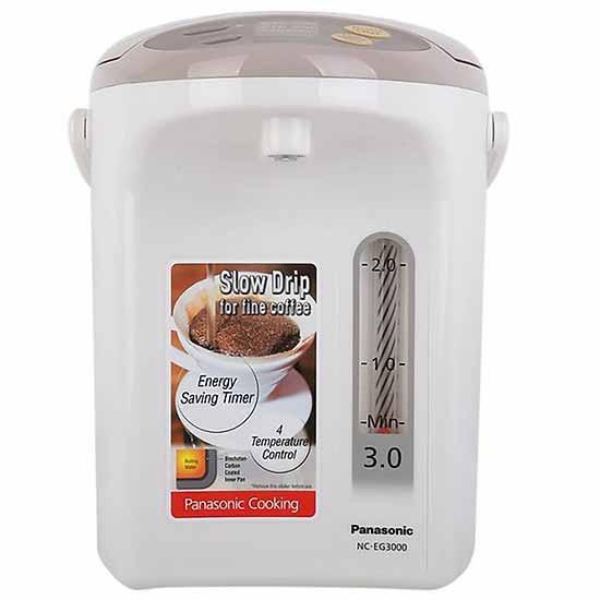 Bình thủy điện panasonic pabt nc eg3000csy