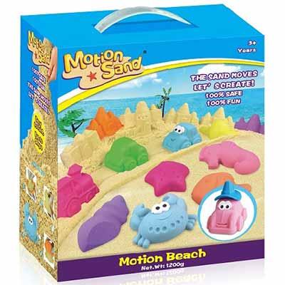 cát động lực motion sand