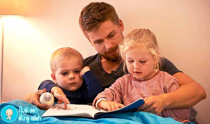 Làm thế nào để phát triển tư duy ngôn ngữ cho trẻ