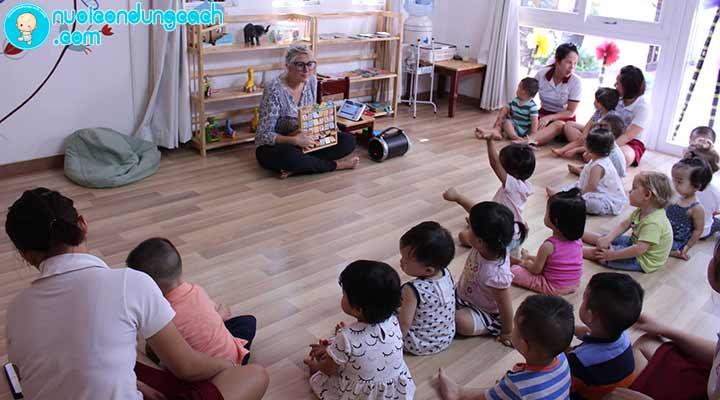 Lợi ích của phương pháp Montessori đối với trẻ