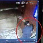 bé gái bị sàm sỡ trong thang máy ở Sài Gòn