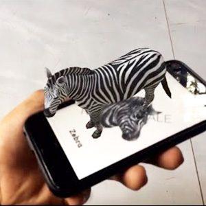 Hướng dẫn sử dụng Animal 4D tạo con vật 4D trên điện thoại