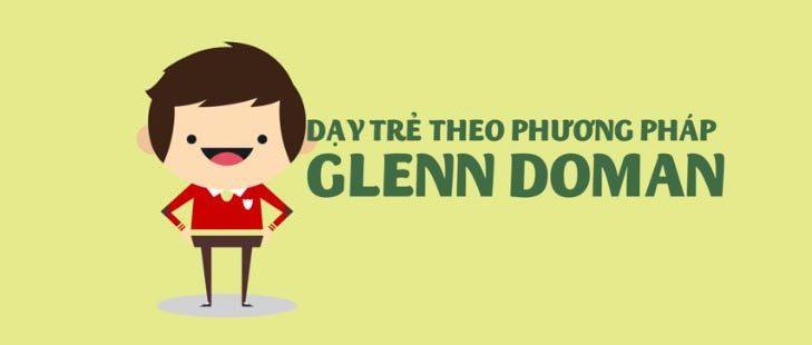 Giáo dục sớm theo phương pháp Glenn doman
