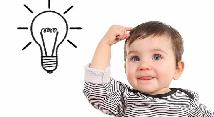 Giúp trẻ phát triển trí tuệ