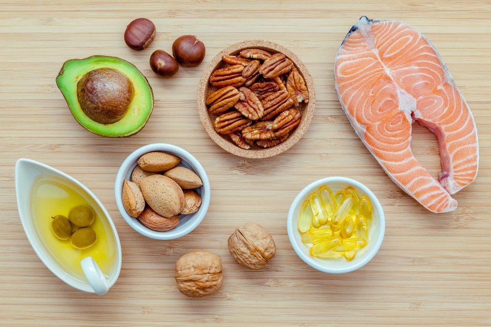 Mẹ bầu cần bổ sung thực phẩm giàu Omega-3