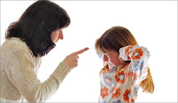 Phạt con sao cho đúng để không ảnh hưởng đến tâm lý?
