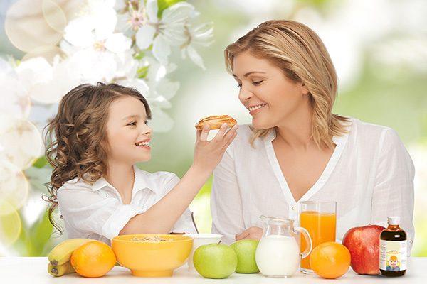 Không ép trẻ ăn quá nhiều