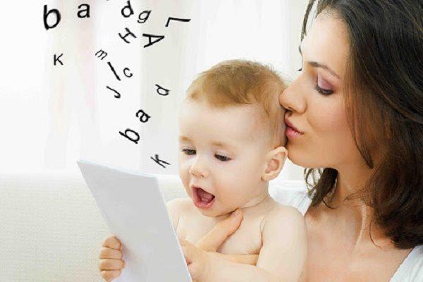 nguyên nhân trẻ chậm nói