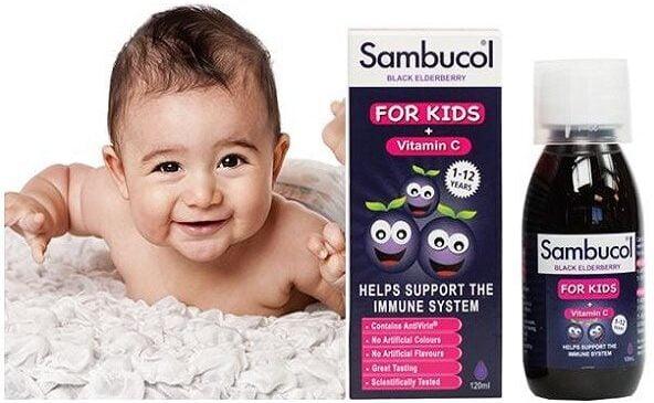 sambucol for kid