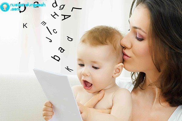 Cha mẹ nên làm gì khi con bị rối loạn ngôn ngữ