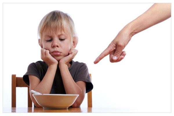 Nguyên nhân trẻ bị suy dinh dưỡng