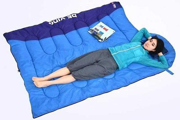 túi ngủ văn phong