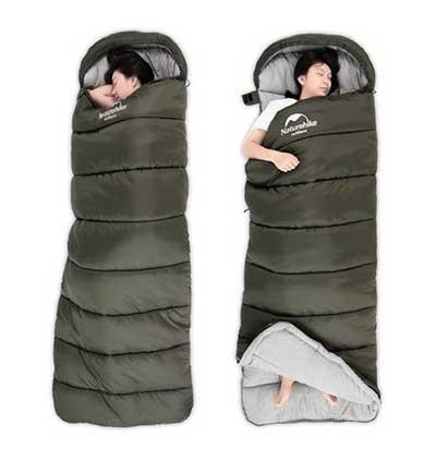 Đánh giá túi ngủ Naturehike U250