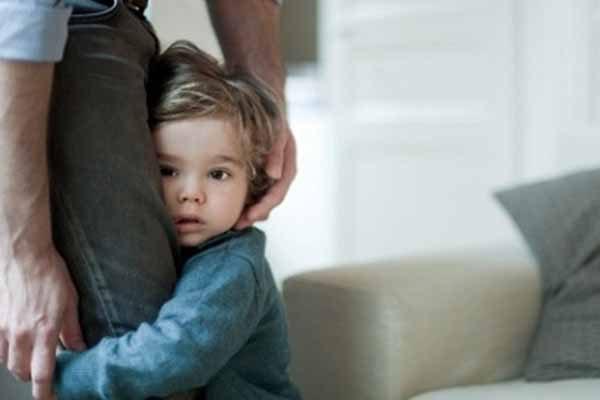 rối loạn lo âu ở trẻ